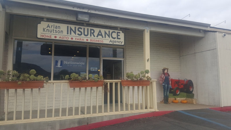 Home, Auto & Farm Insurance - Arlan Knutson Insurance Agency